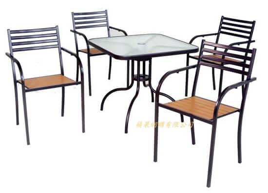 戶外庭院桌椅