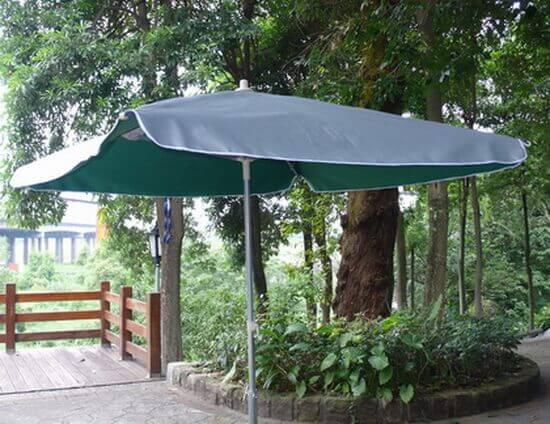 攤販大雨傘