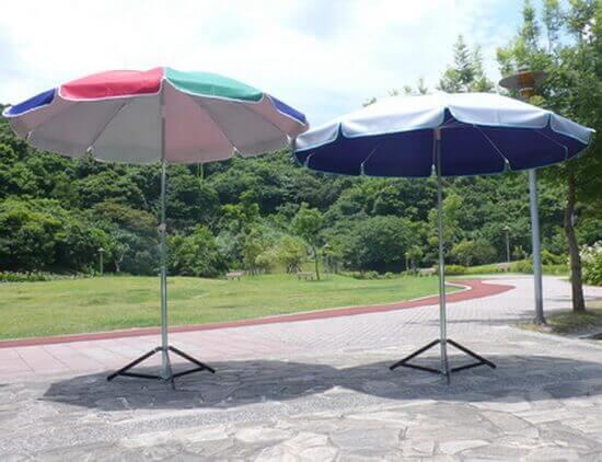 大型太陽傘