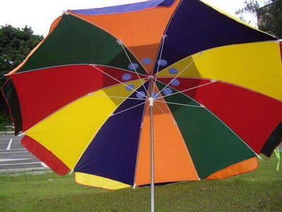 大型商用傘,四方傘