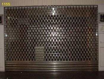 电动铁卷门